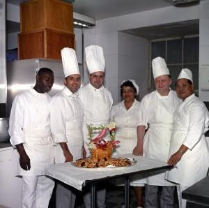 White House Chefs