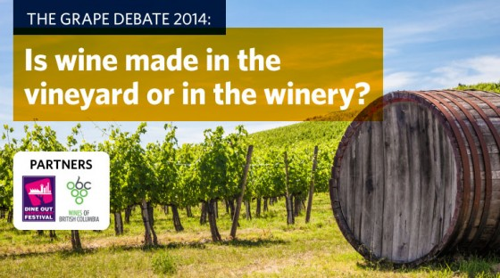 The Grape Debate 2014
