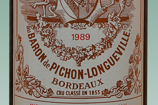 1989 Bordeaux at 25