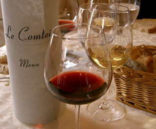 Wine Tasting Glassware