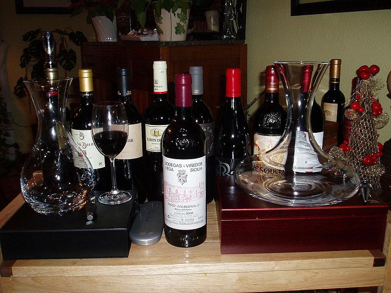 Vega Sicilia and Spanish wines