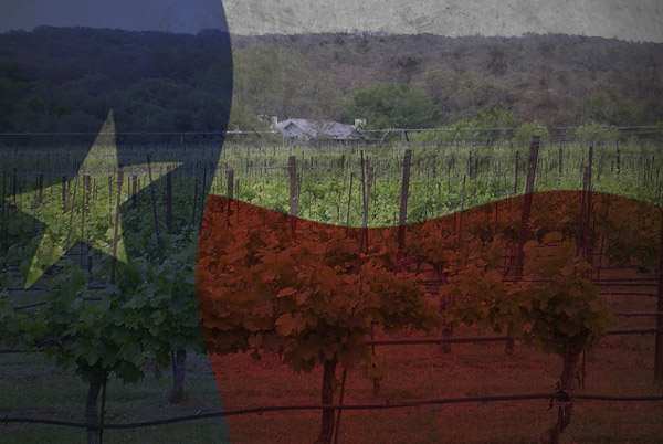Don't mess with Texas wine