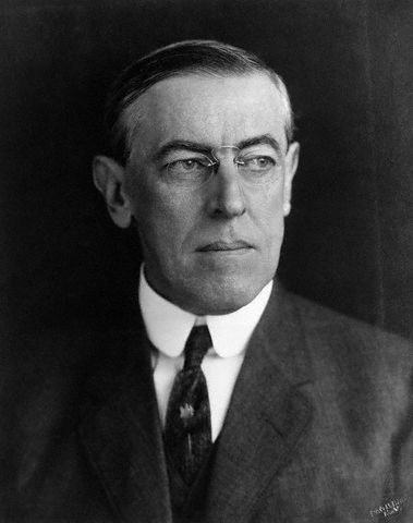 an analysis of the topic of thomas woodrow wilson Woodrow wilson, in full thomas woodrow wilson,  read more on this topic  wilson, woodrow: inauguration woodrow wilson taking the oath of office from chief.