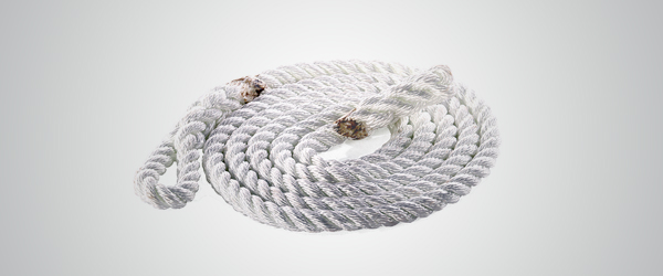 Feed a nylon rope down a decanter to clean it