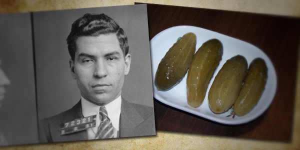 Lucky Luciano Kosher Pickles