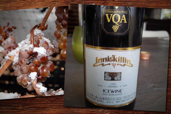 ontario ice wine vidal 1989