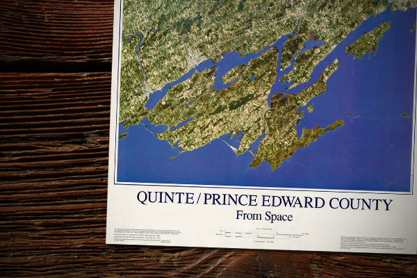 ontario prince edward county wine