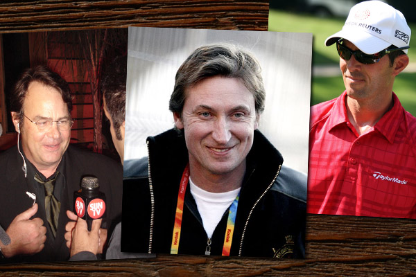 Celebrities who own vineyards in Ontario