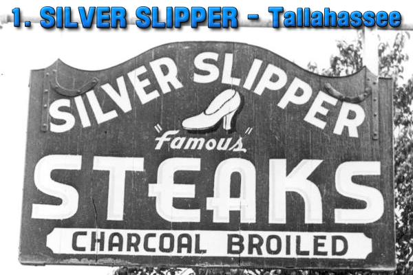 Silver Slipper Restaurant in Tallahassee