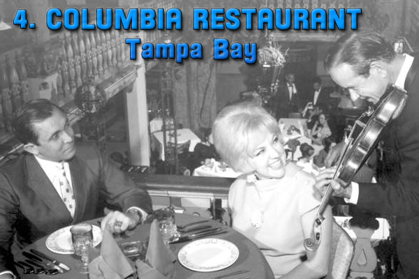 Columbia Restaurant Ybor City