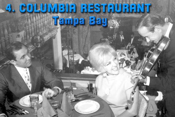 Columbia Restaurant Ybor City