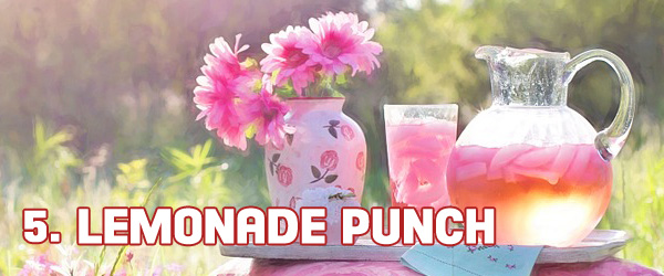lemonade punch wine recipe