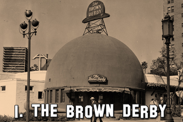 Brown Derby Los Angeles