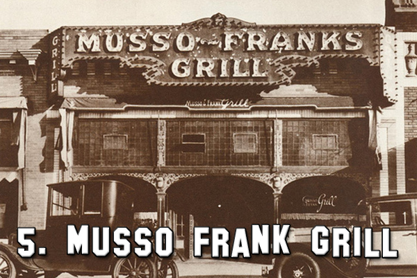 Musso Frank Grill