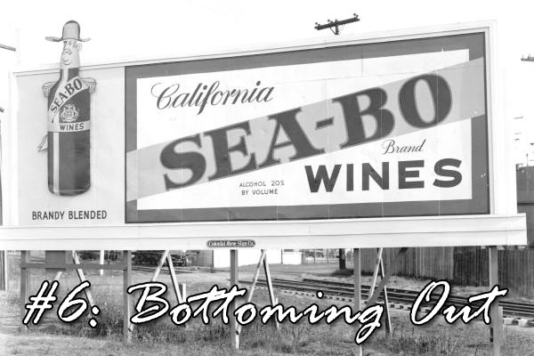 California wine history