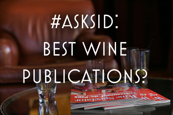 What are the best wine publications magazines to read