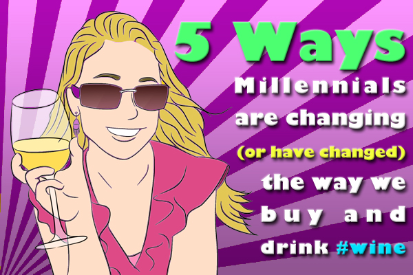 millennials wine