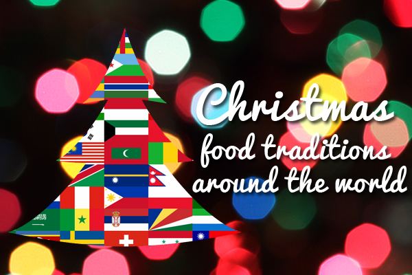 Holiday food from around the globe