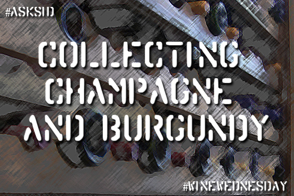 wine collecting