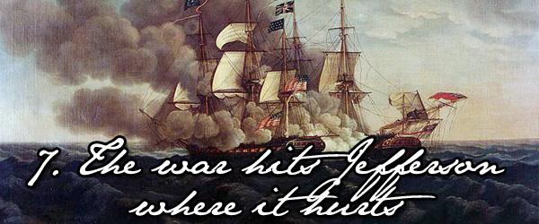 Thomas Jefferson war of 1812 wine