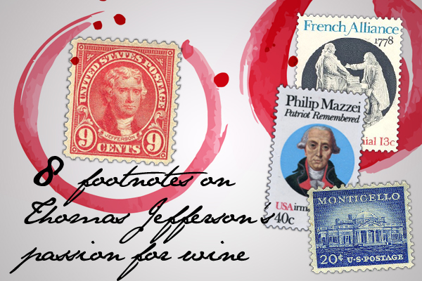 Thomas Jefferson and wine