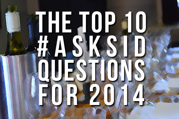 The Top 10 Ask Sid questions for 2014