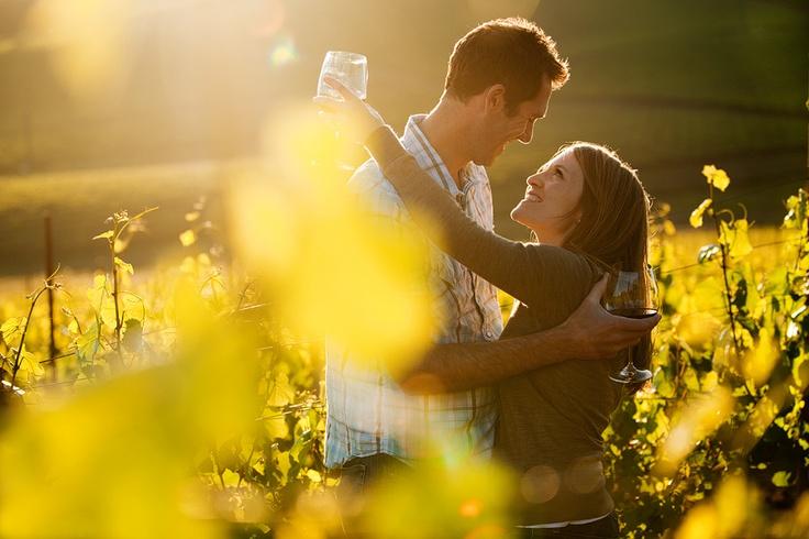 The vineyard engagment