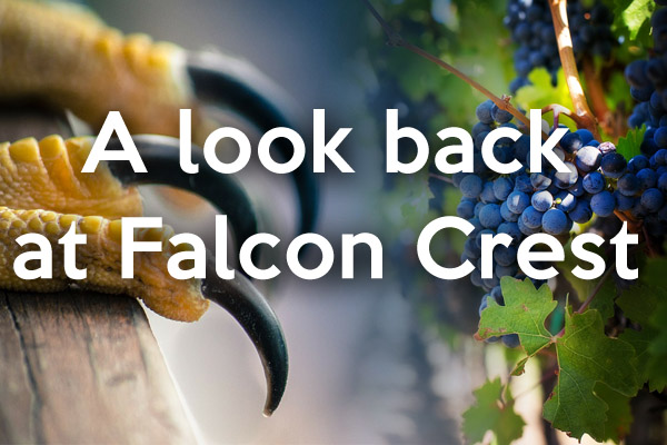 A look back at Falcon Crest tv show