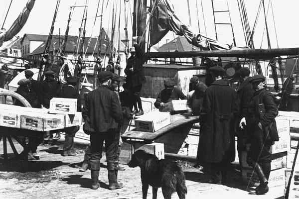 Prohibition and St. Pierre & Miquelon islands