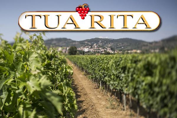 Tua Rita wines