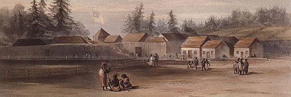 Fort Vancouver is where Washington State wine started