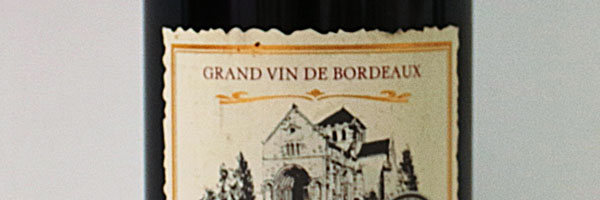 Bordeaux is a region, not a grape
