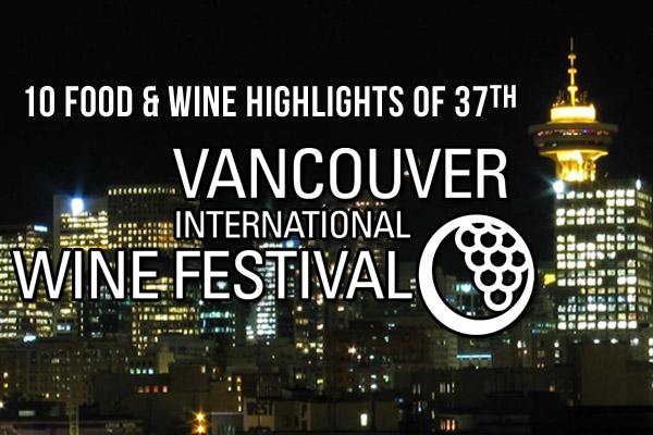 VIWF Vancouver International Wine Festival