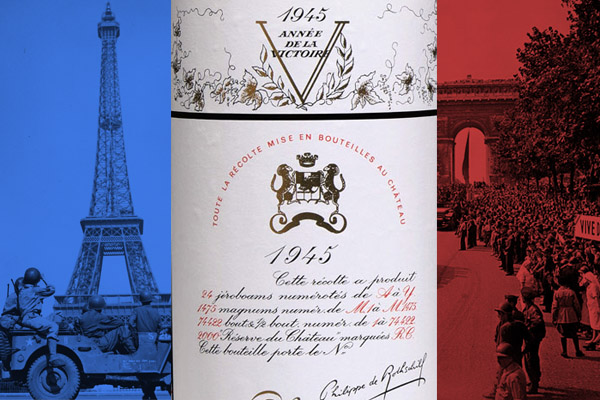 It is a new Europe we are building: the incredible story behind the 1945 Château Mouton Rothschild