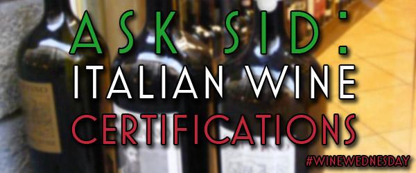 Italian Wine DOC