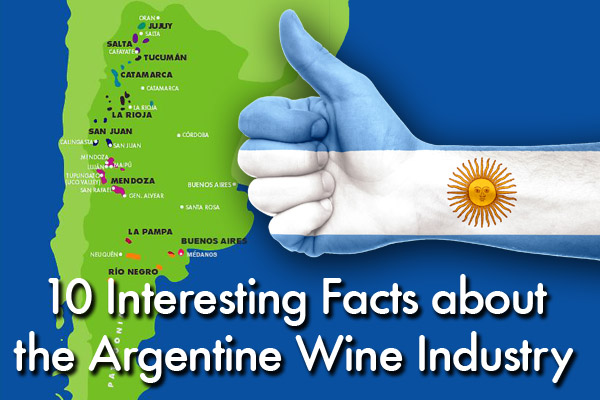 10 interesting facts about the Argentine wine industry - IWFS Blog