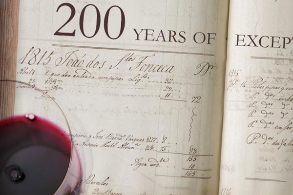 Fonseca port wine 200 year anniversary