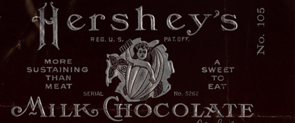 The inspiration for chocolate bars at the 1893 World's Fair