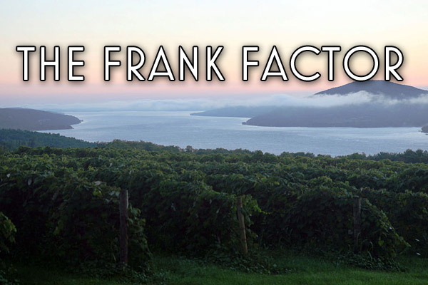 The Frank Factor: How one man transformed wine in the Finger Lakes