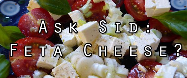 Feta Cheese?