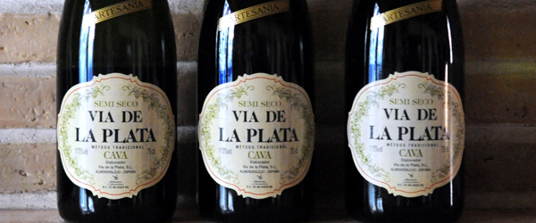 Cava's secondary fermentation process is the same as Champagne