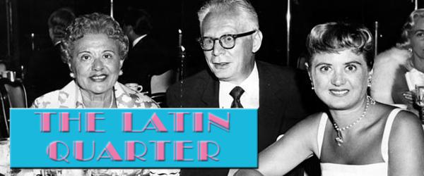 Latin Quarter night club Barbara Walters