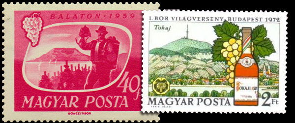 Hungarian wines during Soviet era