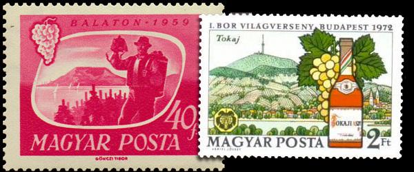 Hungarian wines during Soviet era