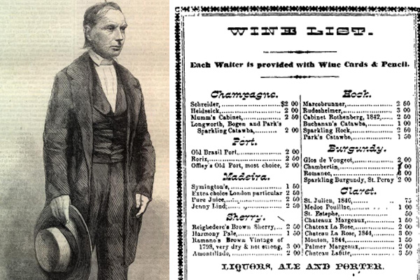 history of Ohio wine Nicholas Longworth