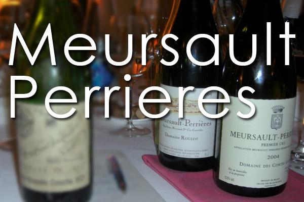 Meursault Perrieres