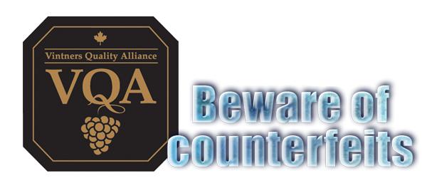 Beware of counterfeit icewines