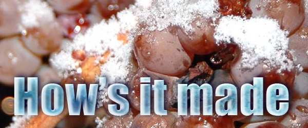 How do you make ice wine?