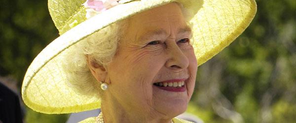 Queen Elizabeth II Moldovan wine