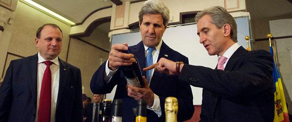 Moldovan wine economy